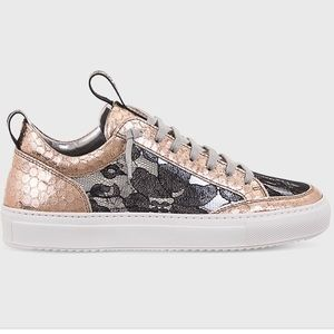 New P448 soho lace low top sneaker new size
